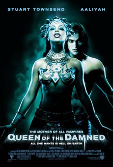 Queen of the Damned 2002 poster