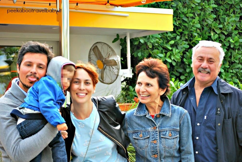 Famiglia Baby. P. - Peekaboo Travel Baby - Mamma aiuta mamma