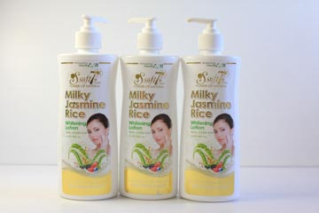 Milky Jasmine Rice Lotion