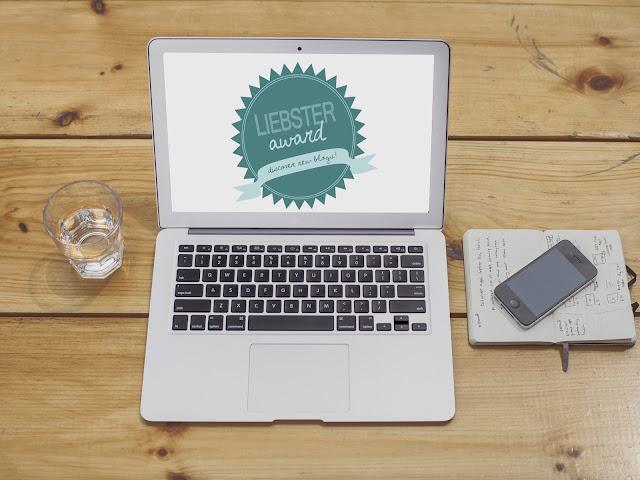 Liebster Blog Award #8