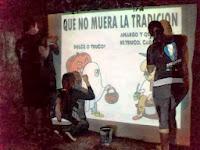 La Cámpora Suipacha: Que no muera la tradición