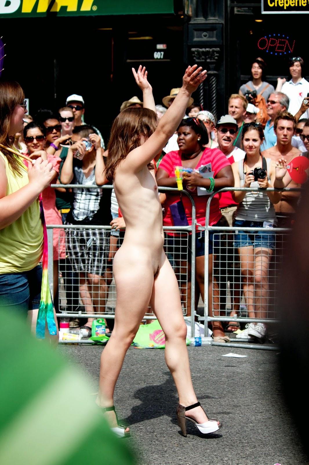 Will know, junior nudist parade