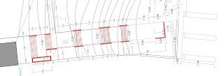 plan trepte gradina proiect amenajare gradina in trepte lacul snagov