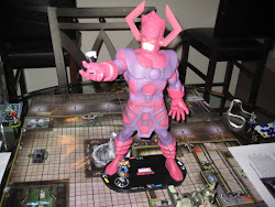 The Mighty Galactus Heroclix