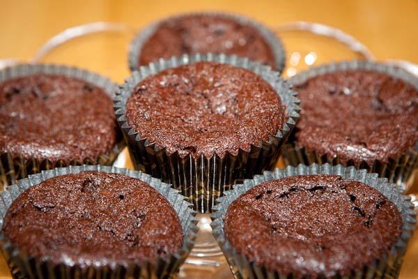 lchf muffins choklad