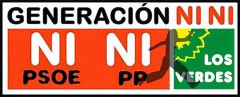 ni ni PSOE NI PP.