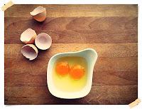 bahaya kuning telur