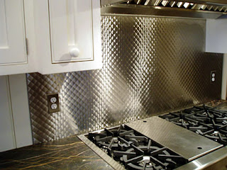 Stainless Steel Backsplash Panel Home Depot