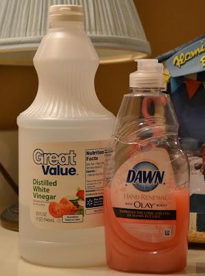 Glass Shower Cleaner Vinegar
