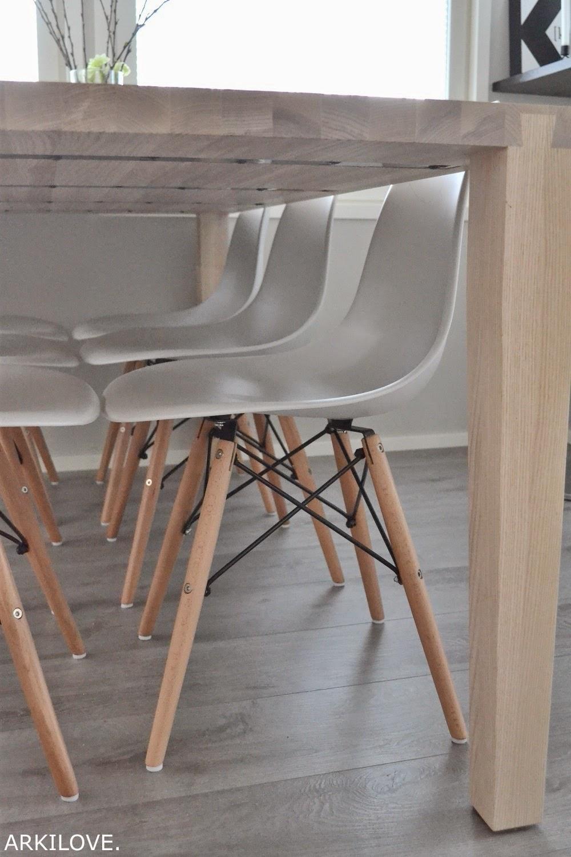 arkilove  Ruokapöydän tuolit