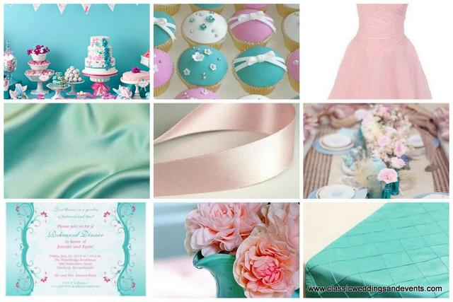 Theme Reception: #SWEETTIFFANYBLUEBABYPINK