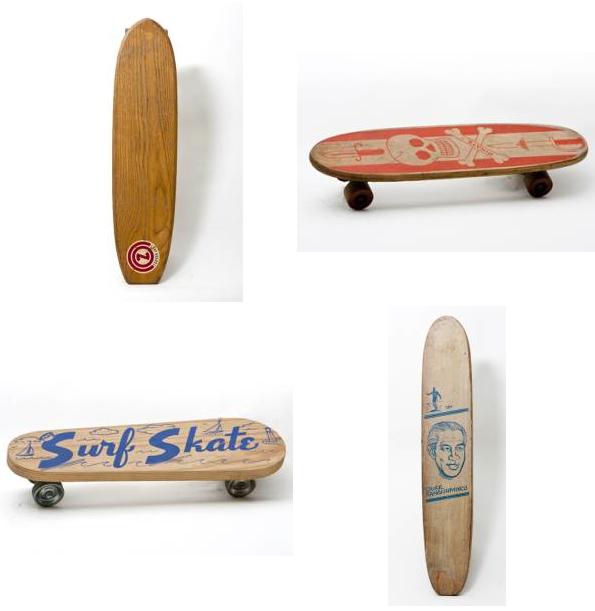 Listed District Vintage Skateboards