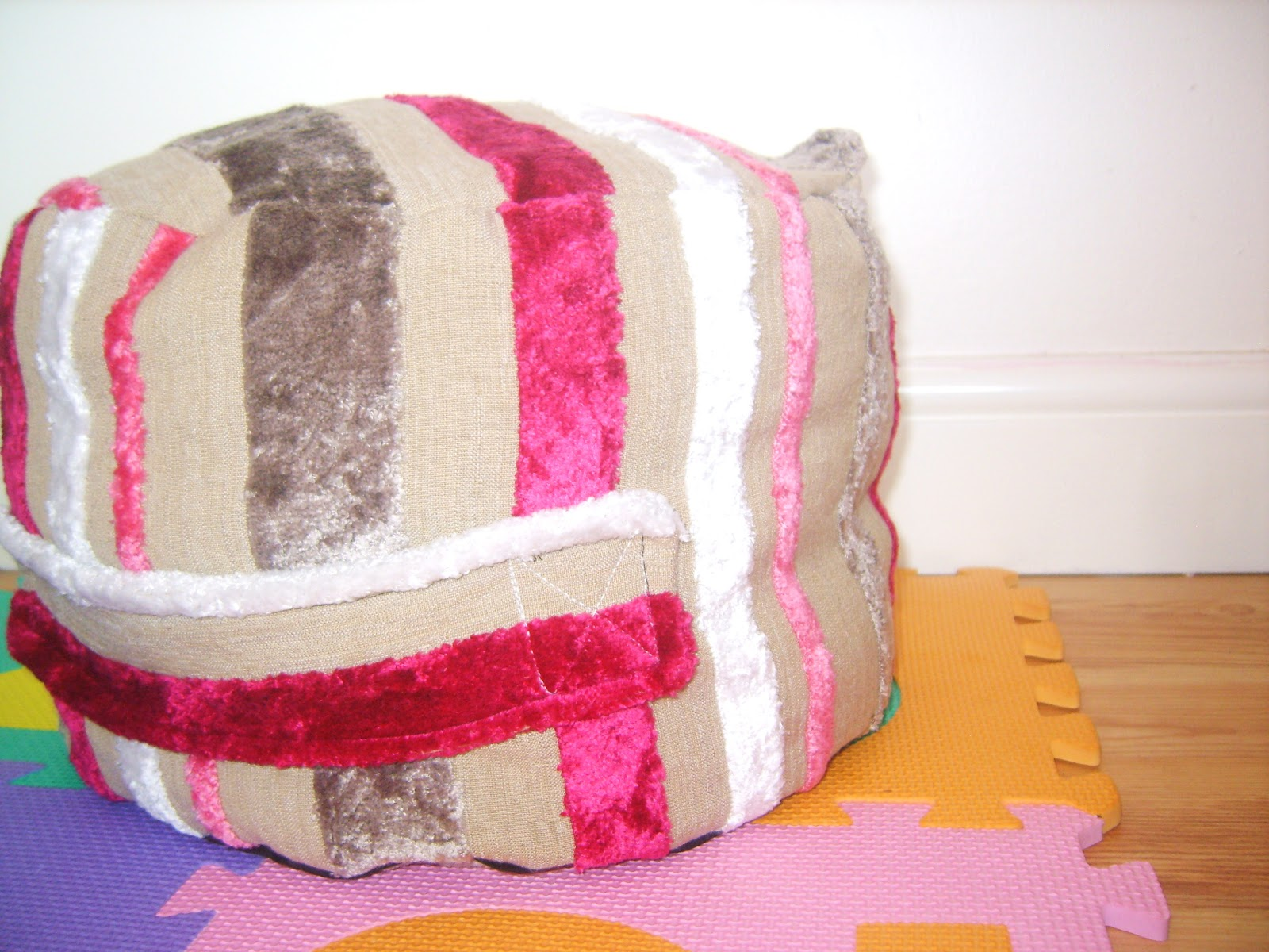 my handcrafted home floor cushions for kids. Black Bedroom Furniture Sets. Home Design Ideas