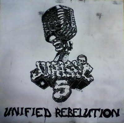Jurassic 5 – Unified Rebelution (VLS) (1995) (320 kbps)