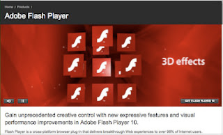 Adobe Flash Player security patch