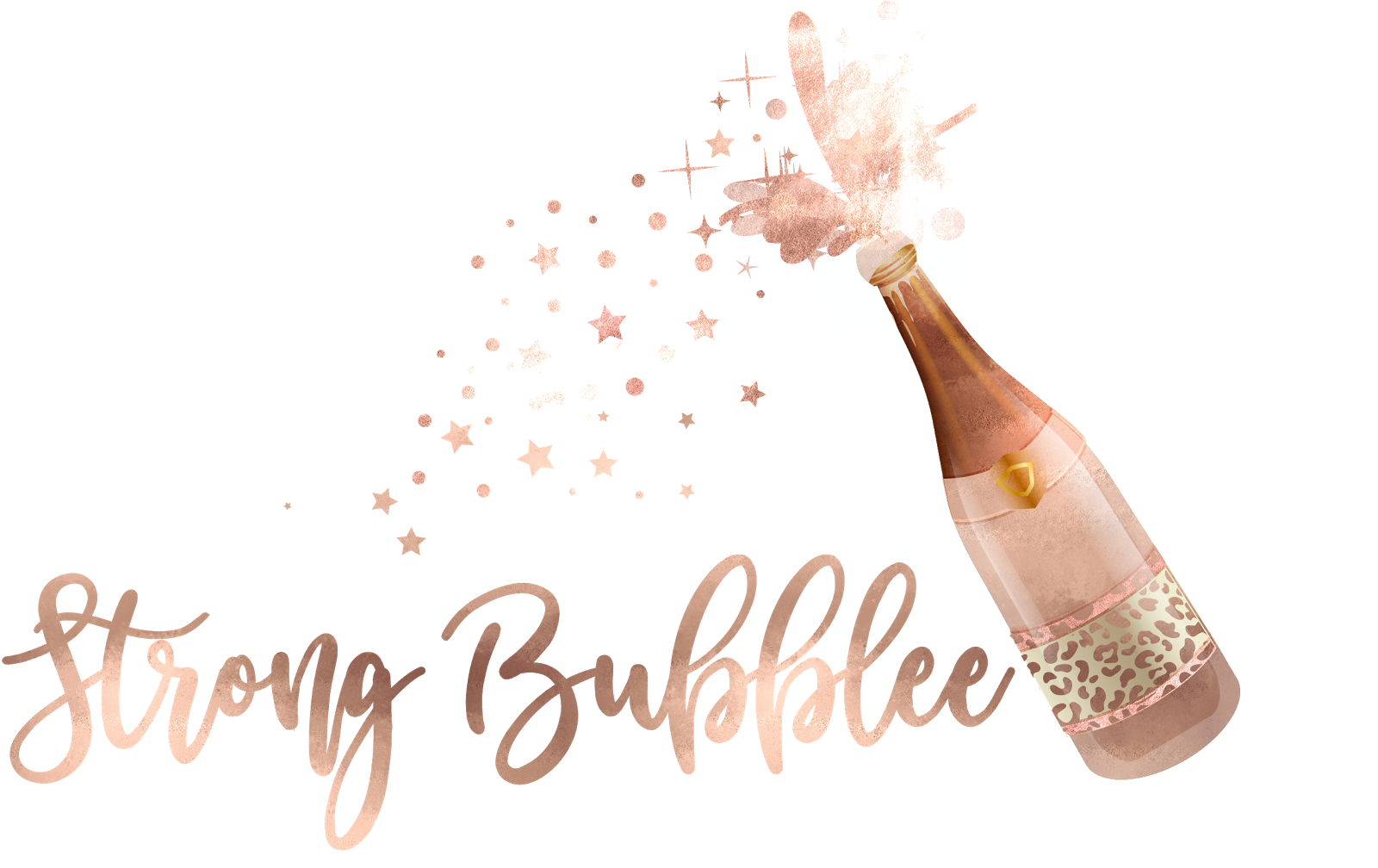 Strong Bubblee Blog