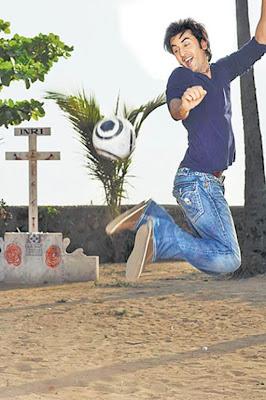 Ranbir Kapoor's New Photoshoot