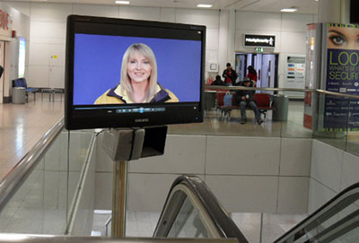 Glasgow Airport's excellent safety video