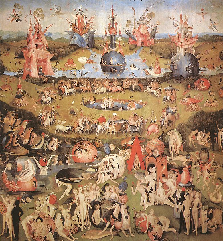 Fantasmagorie I Symbolika W Malarstwie Hieronim Bosch