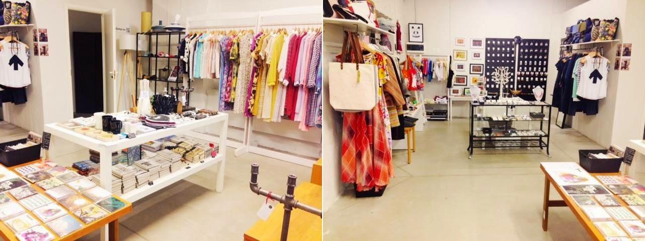 les petites vintage designer store tallinn