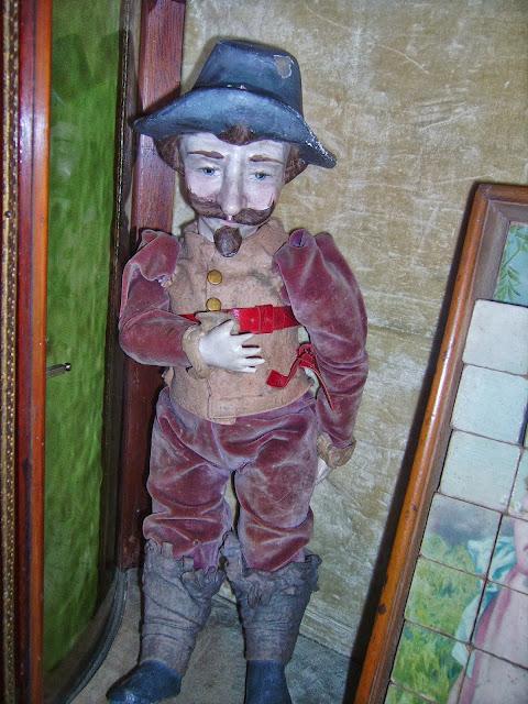 boneco - Museo de la Ciudad Buenos Aires