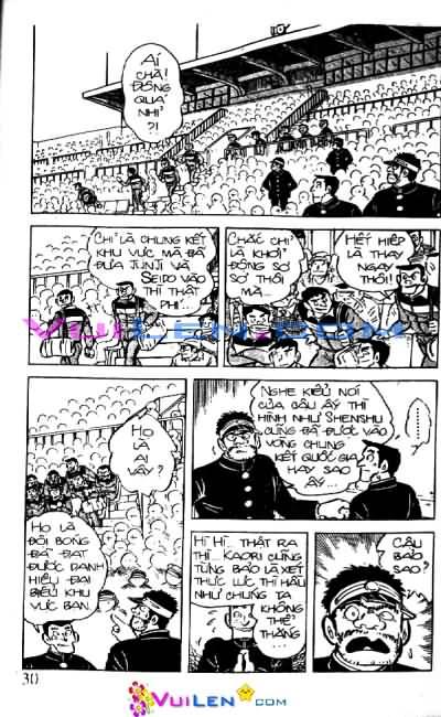 Jindodinho - Đường Dẫn Đến Khung Thành III  Tập 6 page 30 Congtruyen24h