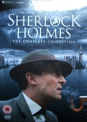 Conan Doyle jeremy Brett
