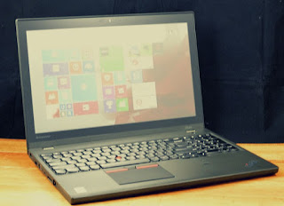 Lenovo ThinkPad W550s Review