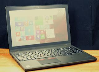 Lenovo ThinkPad W550s Review