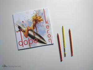 Dope art book