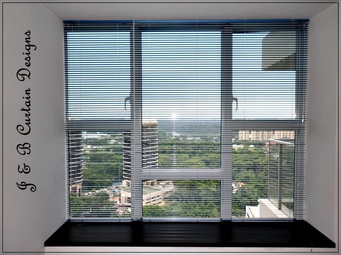 J B Curtain Designs Venetian Blinds