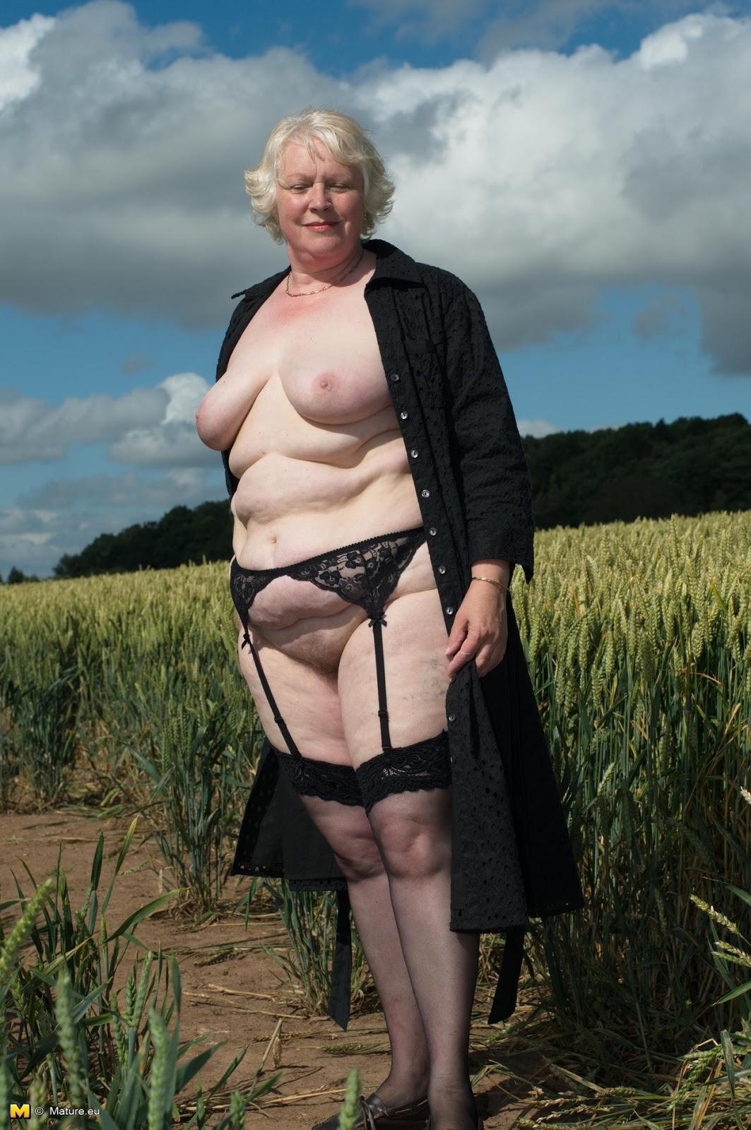 British gilf alisha rydes makes her shaven pussy tingle - 2 part 8