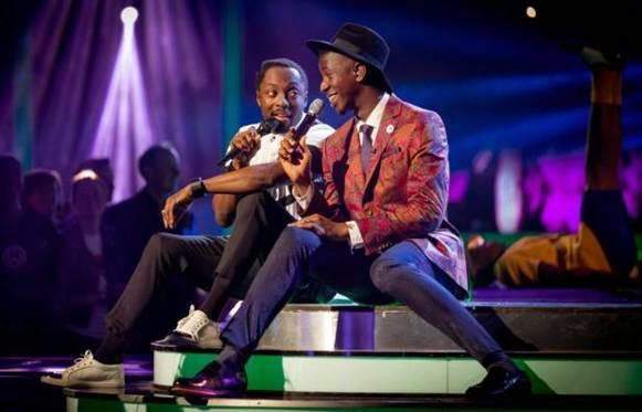 The Voice UK Winner Jermain Jackman Mitch Winehouse The Hippodrome
