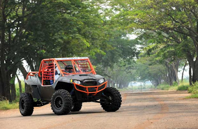 Review Mobil Polaris RZR XP900