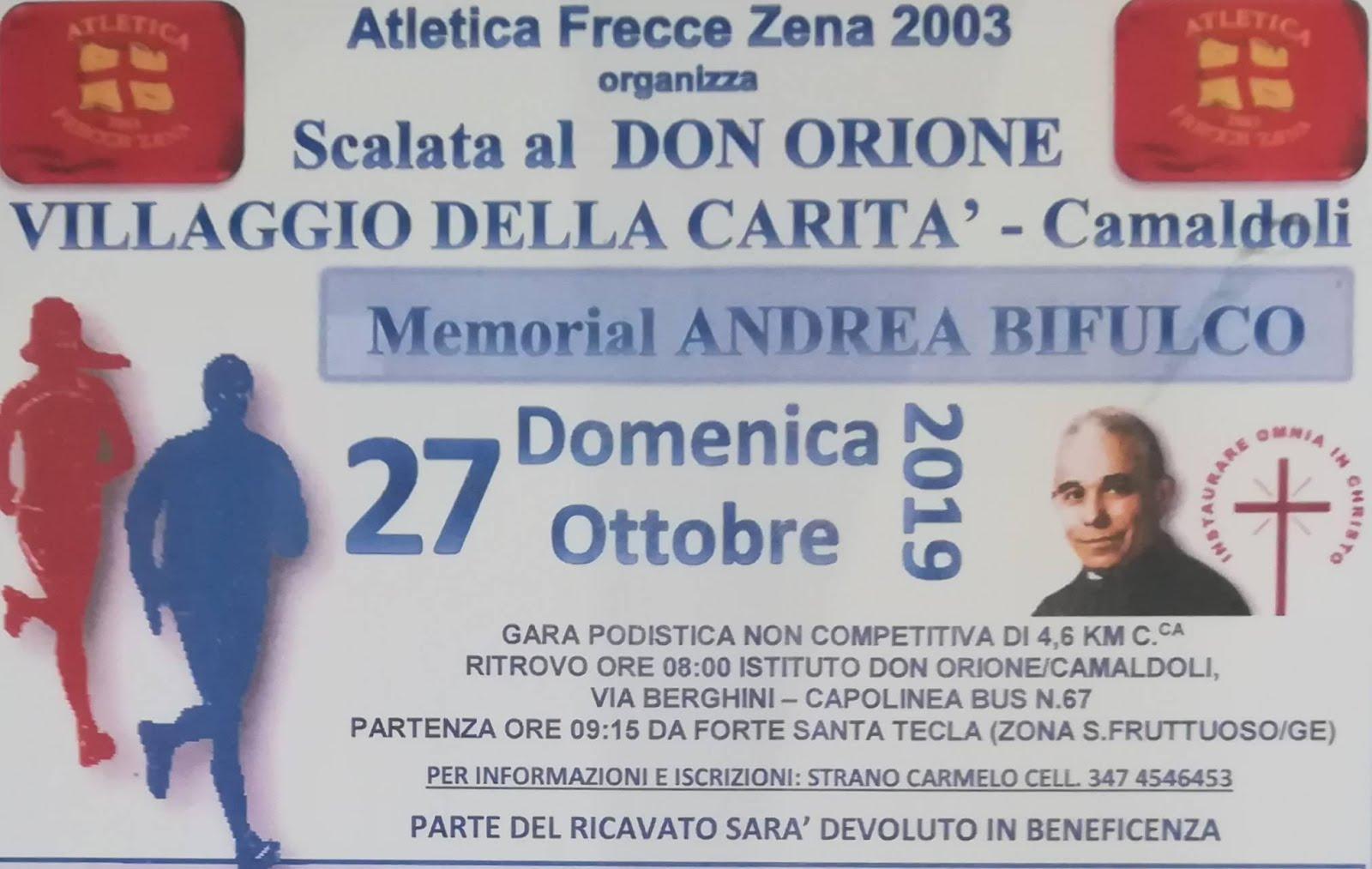 Memorial Andrea Bifulco