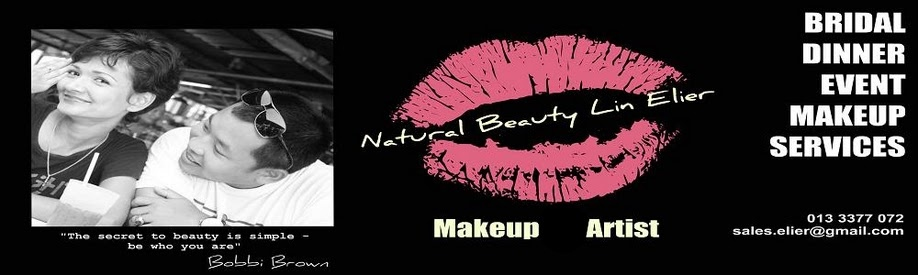 Natural Make Up Artist - Lin Elier ~ Beautiful Natural Make Up In Kuala Lumpur, Damansara