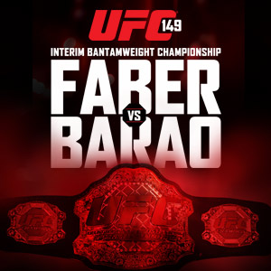 ufc mma bantamweight fighters urijah faber vs renan barao main event wallpaper image picture