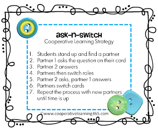 , Cooperative Learning with Task Cards #2