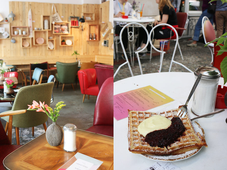 The best waffles in Berlin