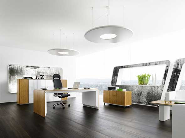 Modern and affordable contemporary office furniture home for Affordable modern office furniture