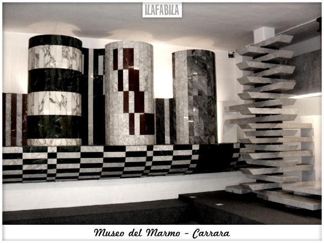 Museo del Marmo di Carrara - Applicazioni Tecniche