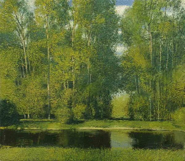 живопись Александра Гришкевича