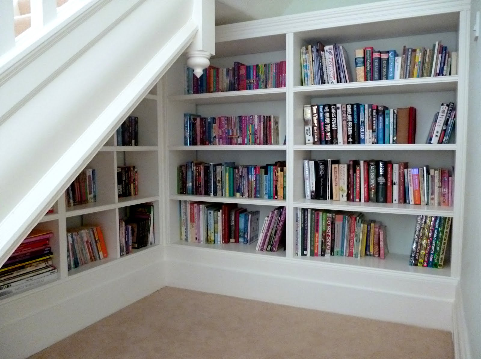 little library (please mind your head!)