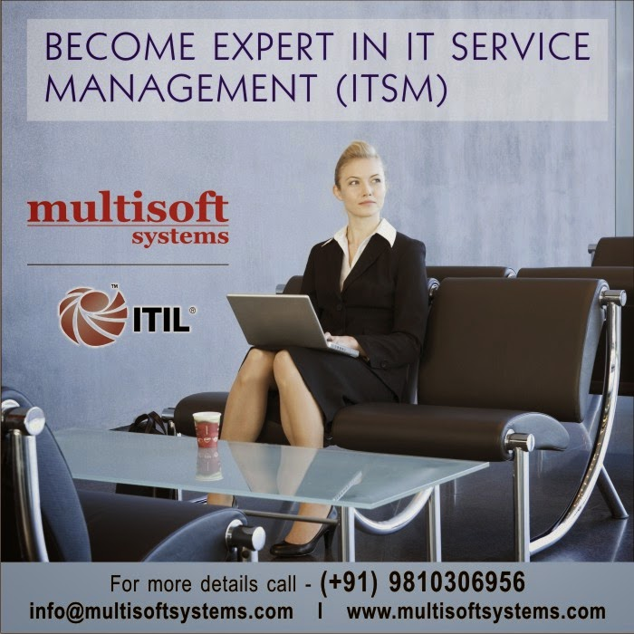 Attain Itil Foundation Certification At 1st Attempt By Enrolling For