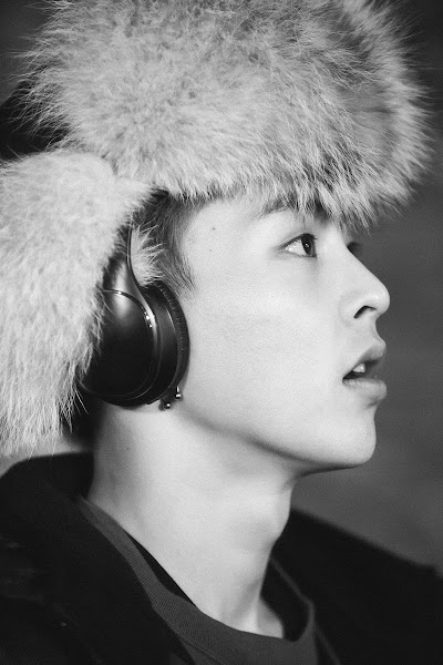 EXO's Xiumin concept image from the EXODUS album