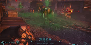 Xcom Enemy Unknown battlescape combat