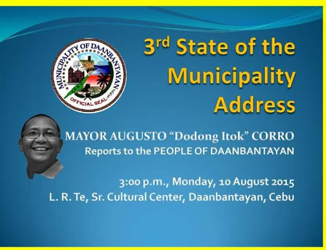 Daanbantayan State of the Municipality Address