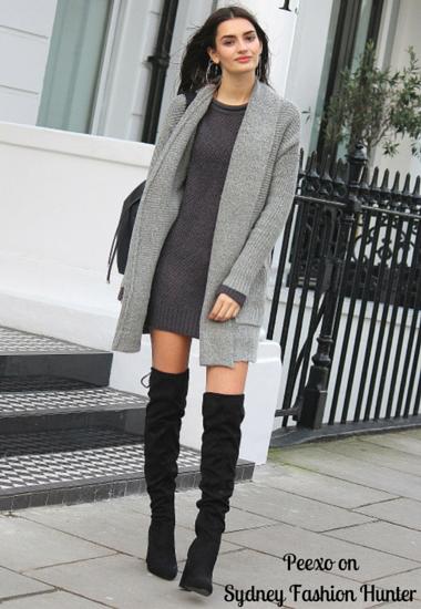 Sydney Fashion Hunter Featured Blogger - Peexo