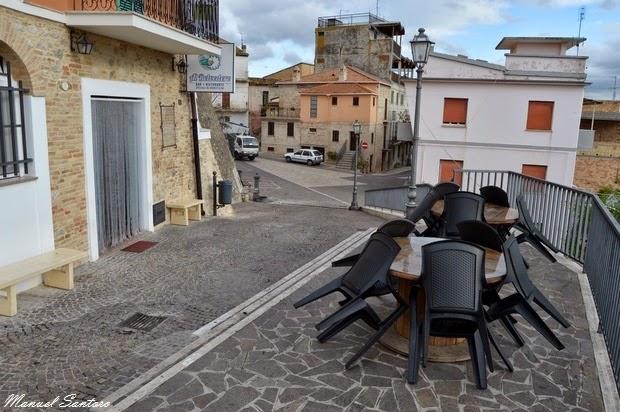 Guardia Vomano, Bar Ristorante Al Belvedere