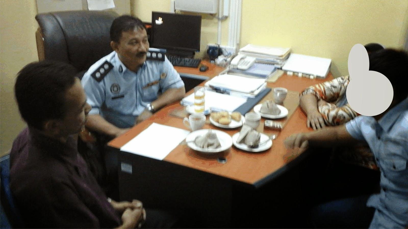 Pejabat Parol Daerah Gombak, Wangsa Maju, KL, Parol WPKL, Jabatan Penjara Malaysia